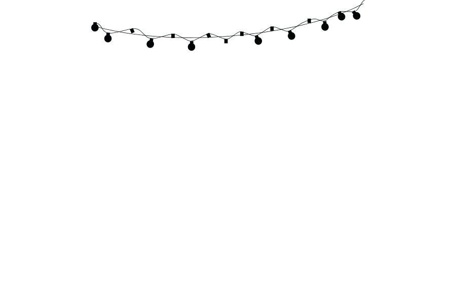 900x600 String Light Png String Of Light Elements Light Cartoon String