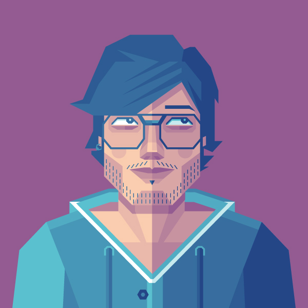 600x600 How To Create A Self Portrait In A Geometric Style