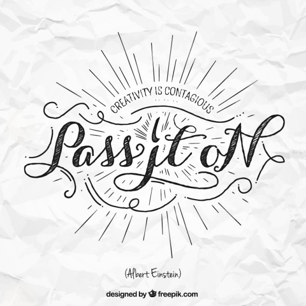 626x626 Quote In Lettering Styles Vector Premium Download
