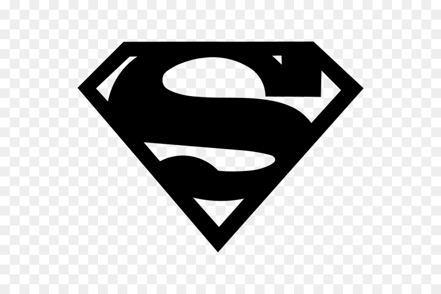 900x600 Superman Logo Decal Art