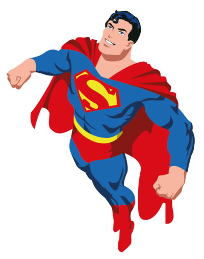 400x508 Superman Vector Png Logo