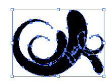 219x166 How To Make Custom Swooshes, Swirls, And Curls In Illustrator