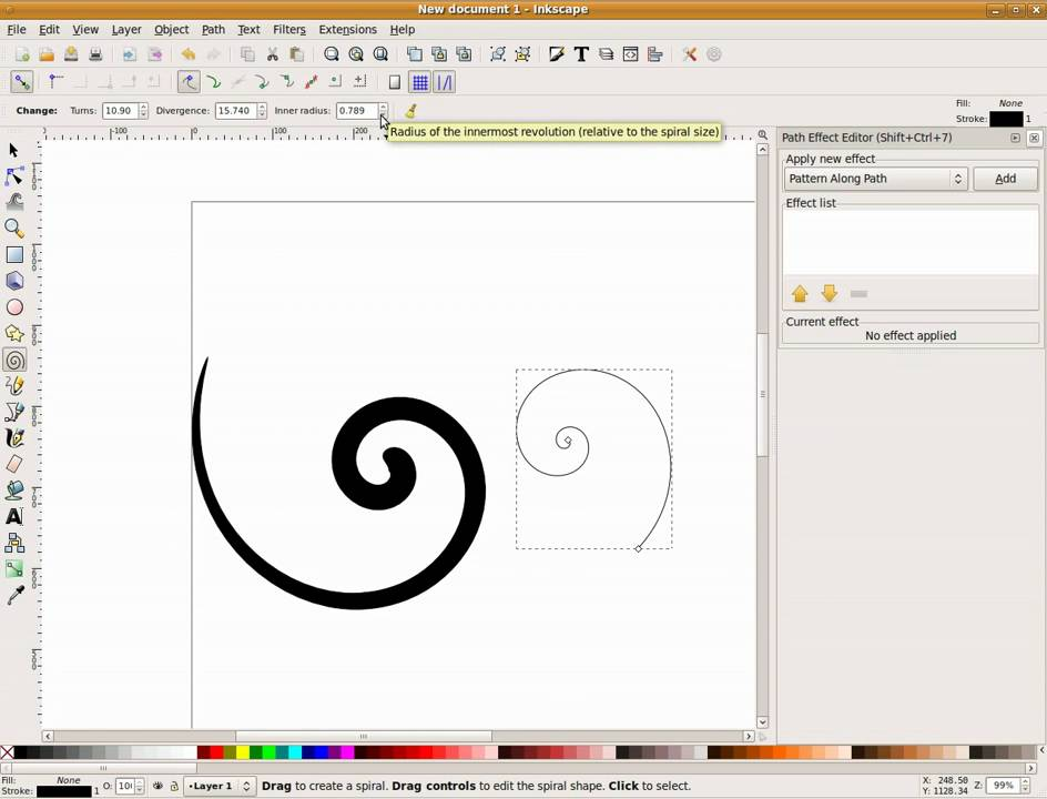 944x720 Creating Vector Flourishes And Swirls In Inkscape