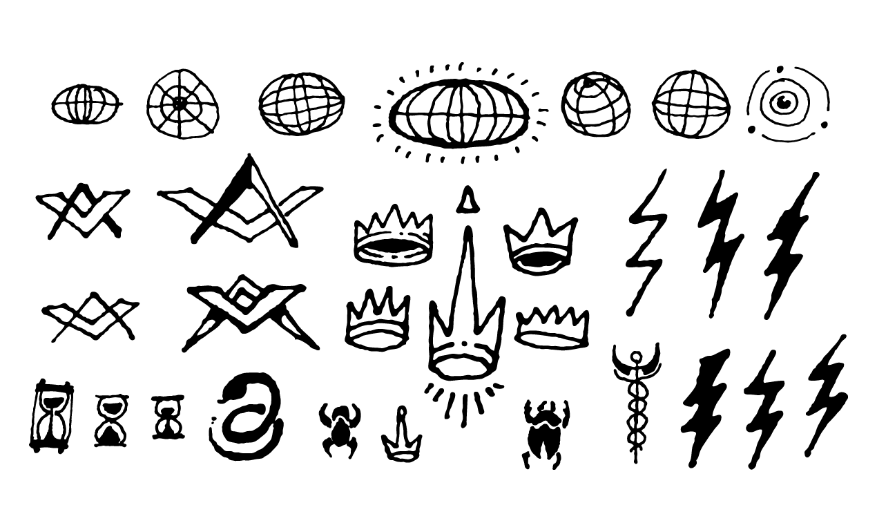 1270x770 Occult Symbols And Esoteric Designs