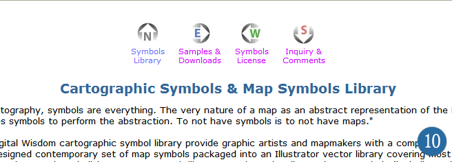Vector Symbols For Illustrator