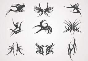 286x200 Tattoo Free Vector Art