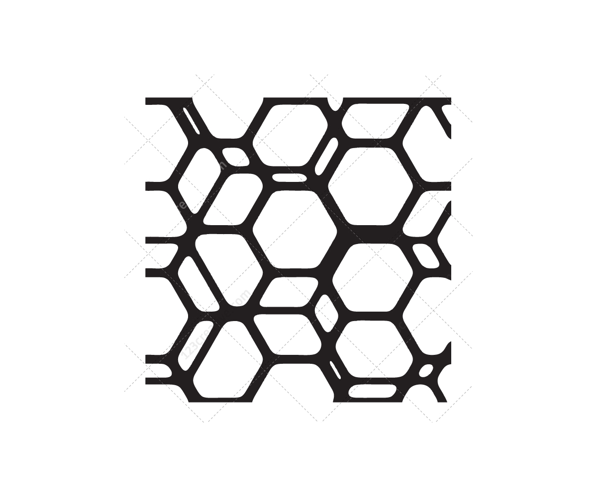 1200x1000 Techno Pattern Vector Pack Cross, Dot, Hexagon Patterns. Tech