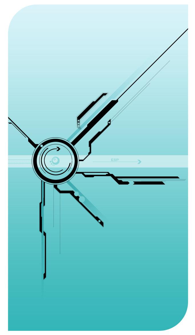 683x1171 Vector Tech By Vekt0r