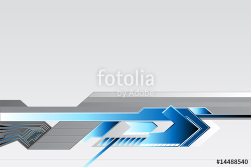 500x334 Tech Lines Blue Stock Image And Royalty Free Vector Files On
