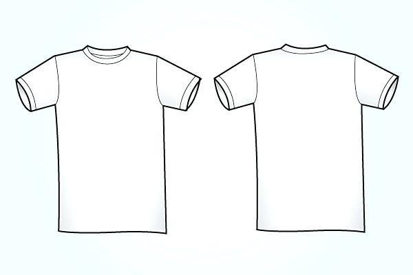 Vector Tee at GetDrawings com | Free for personal use Vector