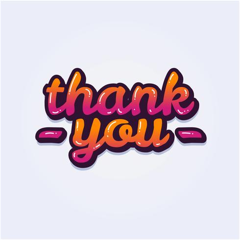 490x490 Thank You Text Effect
