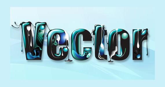 570x299 The Top 80 Adobe Illustrator Text Effects Tutorials