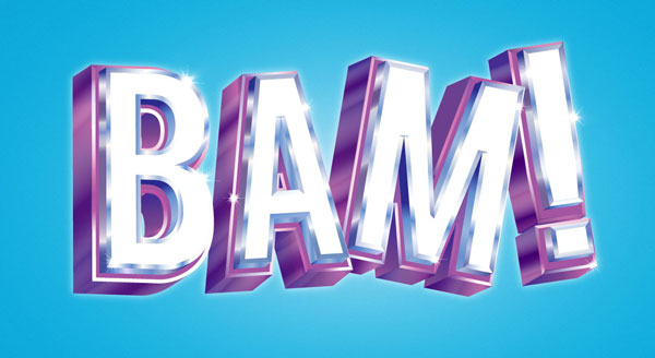 600x328 Bam! How To Make Your Own 3d Vector Text In Adobe Illustrator