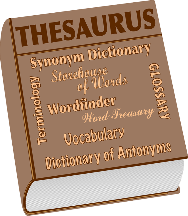 The best free Thesaurus vector images  Download from 18 free vectors