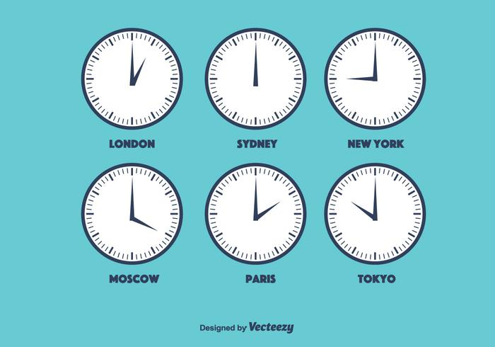 700x490 Time Free Vector Art