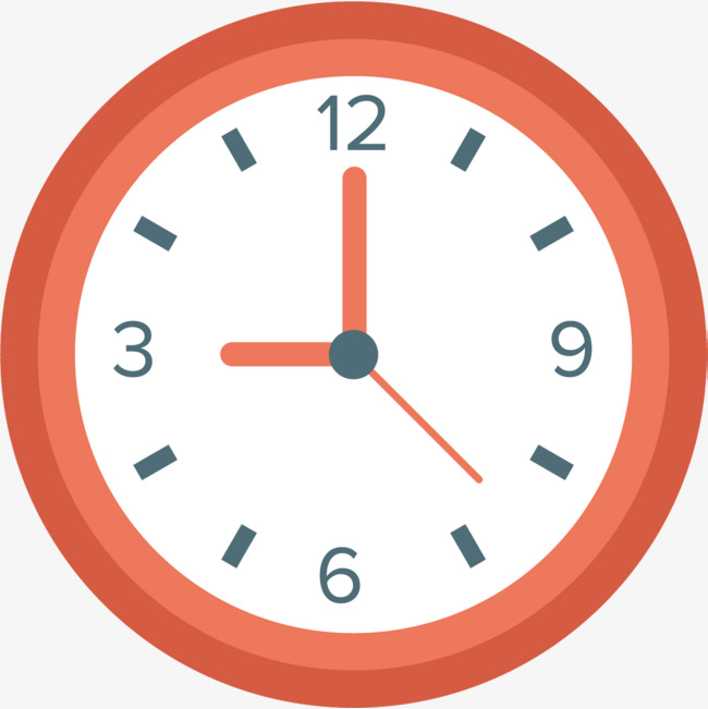 650x651 Cartoon Clock, Watch Surface, Time Png And Vector For Free Download