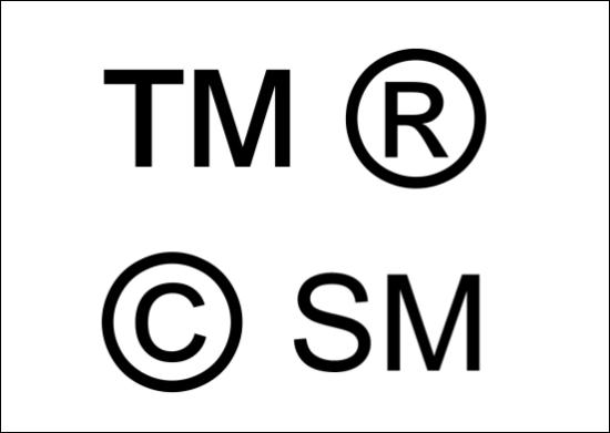550x391 Trademark Symbol Stock Vector 337195016 Shutterstock Trade Mark