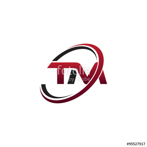 500x500 Modern Initial Logo Circle Tm Stock Image And Royalty Free Vector