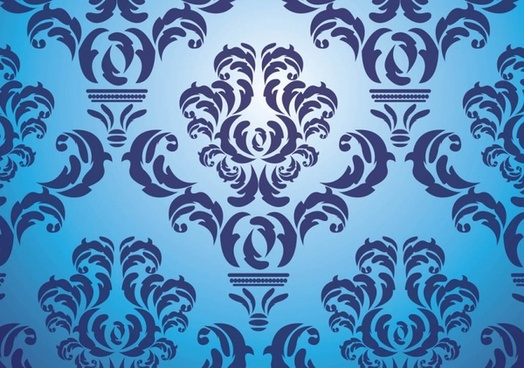 524x368 Free French Toile Damask Eps Free Vector Download (179,672 Free