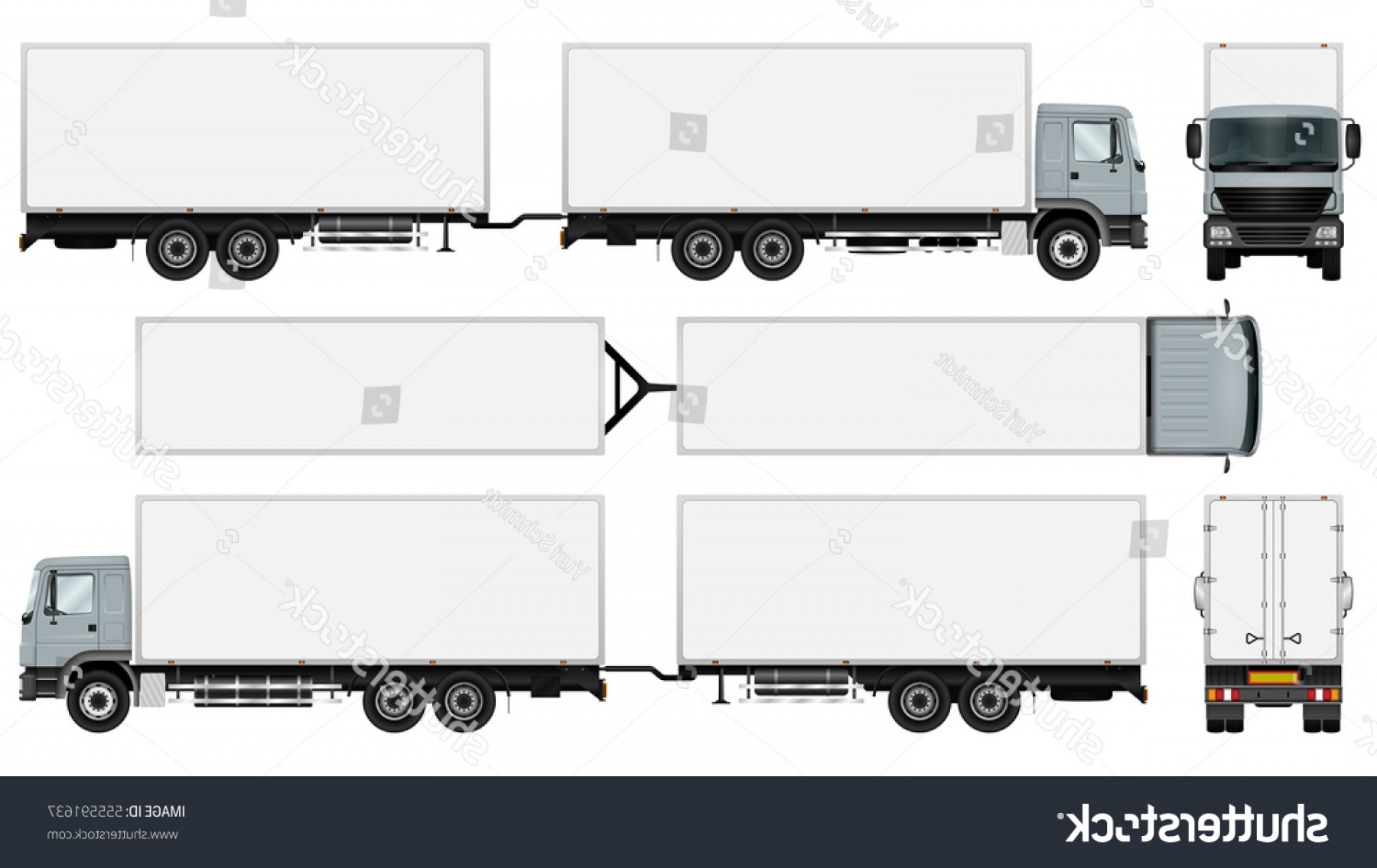 1800x1135 Trailer Truck Vector Mock Advertising Corporate Arenawp