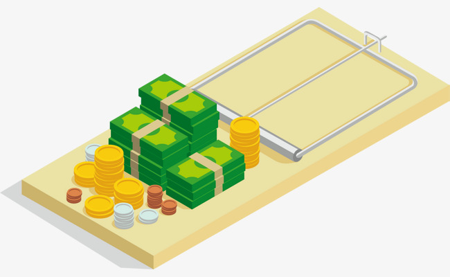 650x400 Money Trap, Money Vector, Trap, Framing Trap Png And Vector For