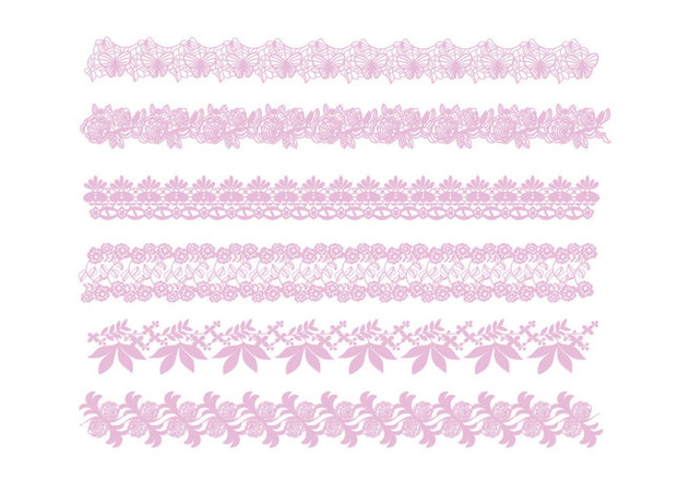 632x443 Lace Trim Vector Free Vector Download 390739 Cannypic