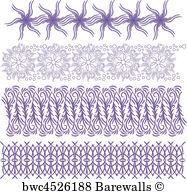 187x194 133 Vector Trim Collection Editable Posters And Art Prints Barewalls