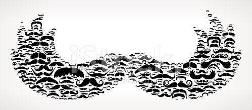 499x219 Mustache Trim Style Royalty Free Vector Art Premium Clipart