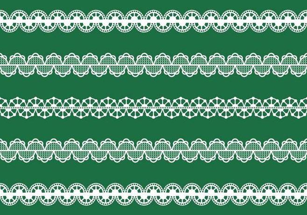 632x443 Vector Lace Trim Free Vector Download 336749 Cannypic