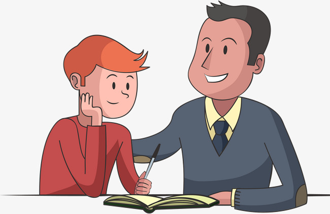 650x422 Tutor Tutor, Cartoon Male Teacher, Teacher, Male Teacher Png And