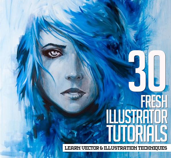 597x552 Illustrator Tutorials 30 New Tuts To Learn Vector Amp Illustration