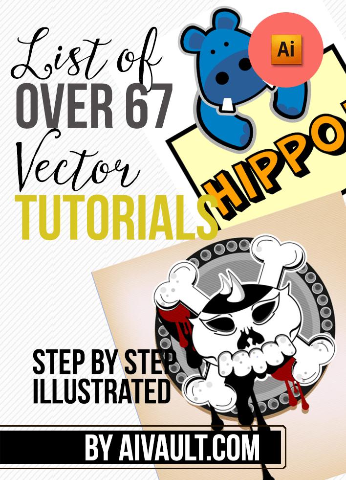 708x981 Vector Tutorials Vector Tuts List Of Tutorials Illustrator