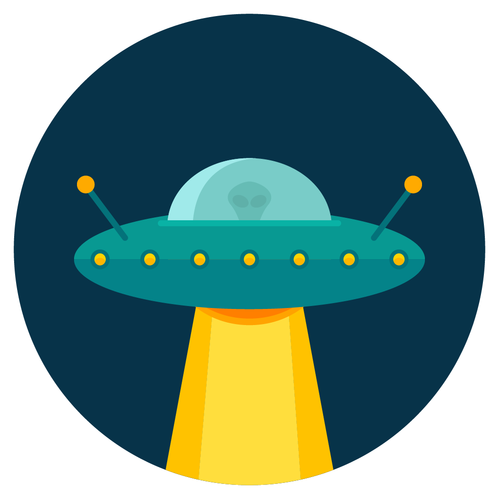 1024x1024 Ufo Icon Vector Free Download
