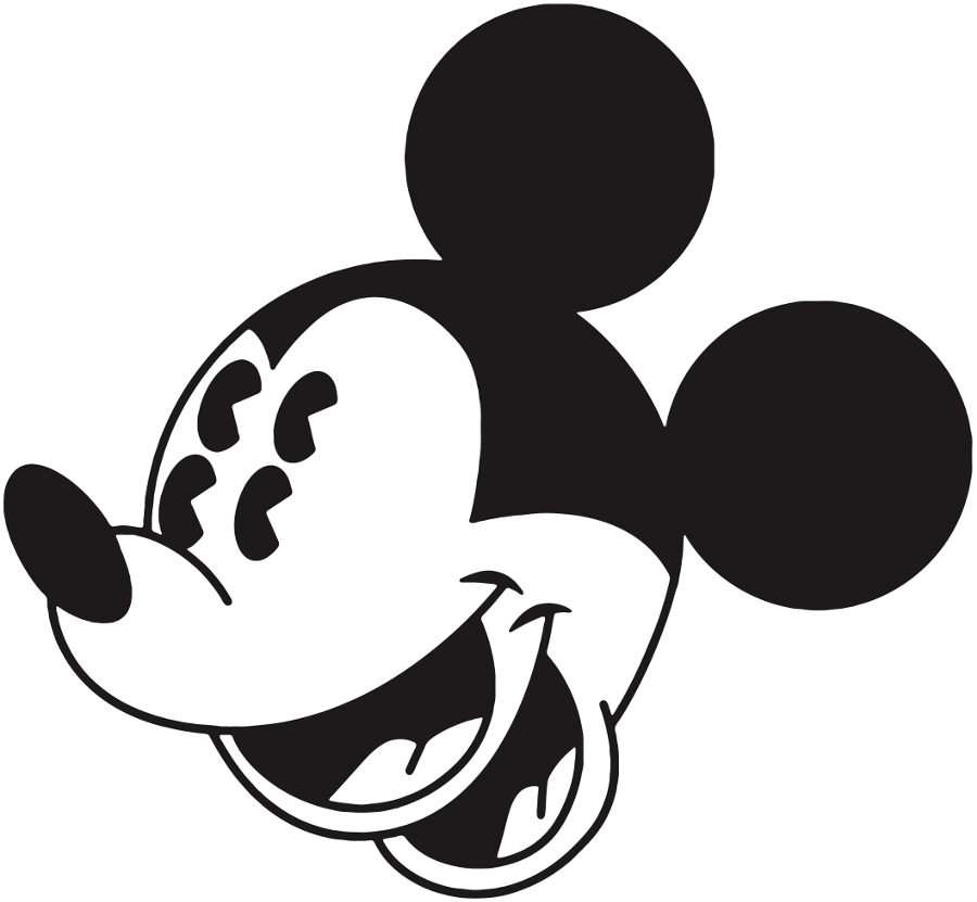 900x831 Surreal Mickey Vector Art Boing Boing
