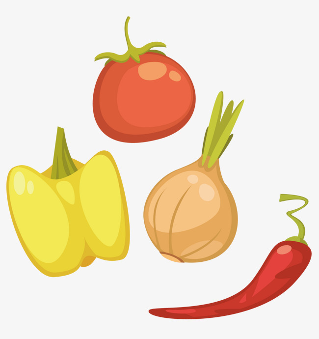 Vector Vegetables Free