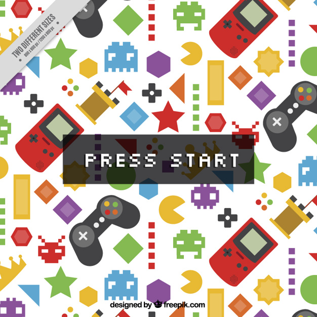 Vector Video Game at GetDrawings com | Free for personal use