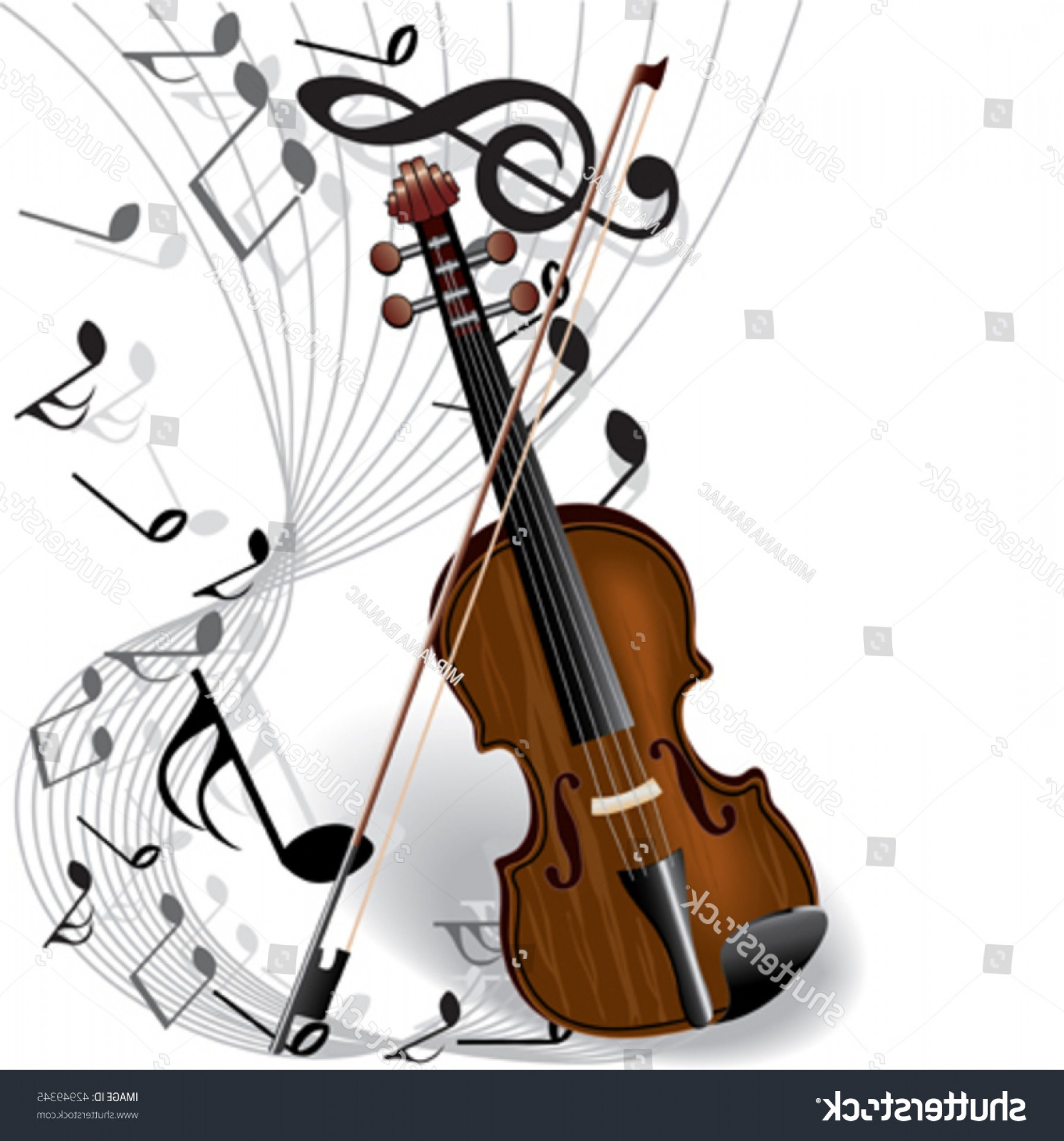 1791x1920 Music Vector Violin On White Background Shopatcloth