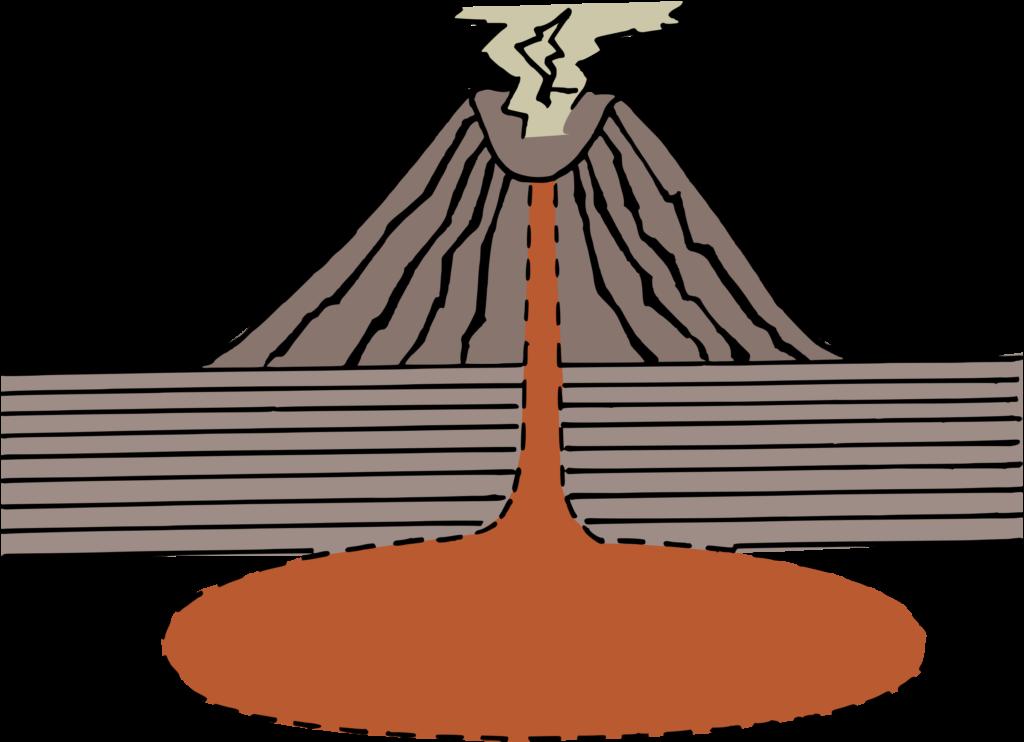 Vector Volcano