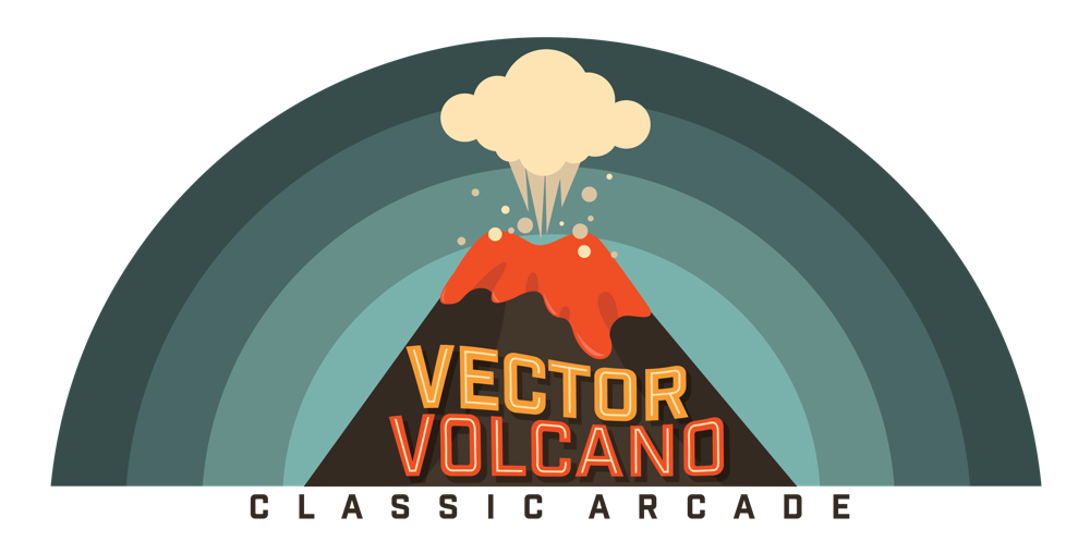 1000x498 Vector Volcano Classic Arcade Bend Oregon Grand Opening