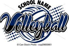Vector Volleyball Net