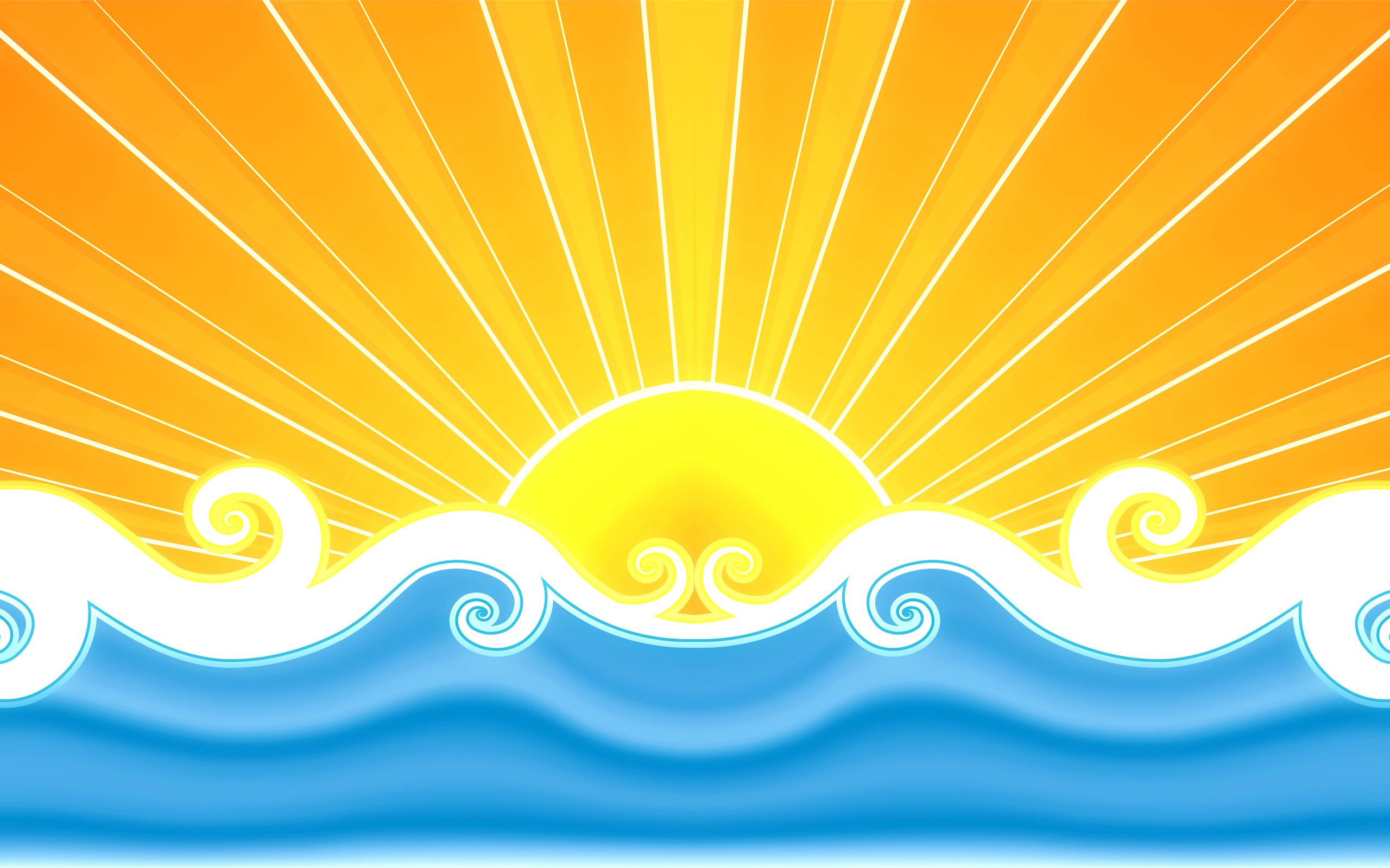2560x1600 Beach Vector Wallpapers Top Hdq Beach Vector Images, Wallpapers