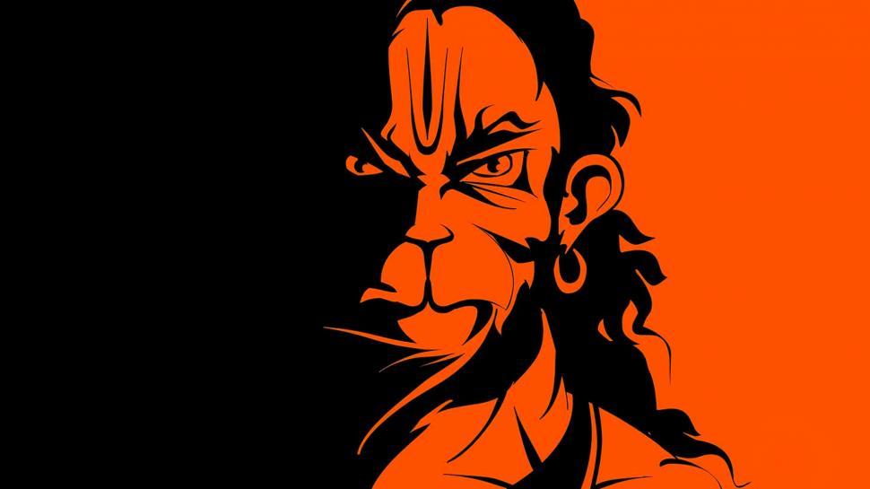 970x545 Hanumanji Vector Wallpaper Other Wallpaper Better