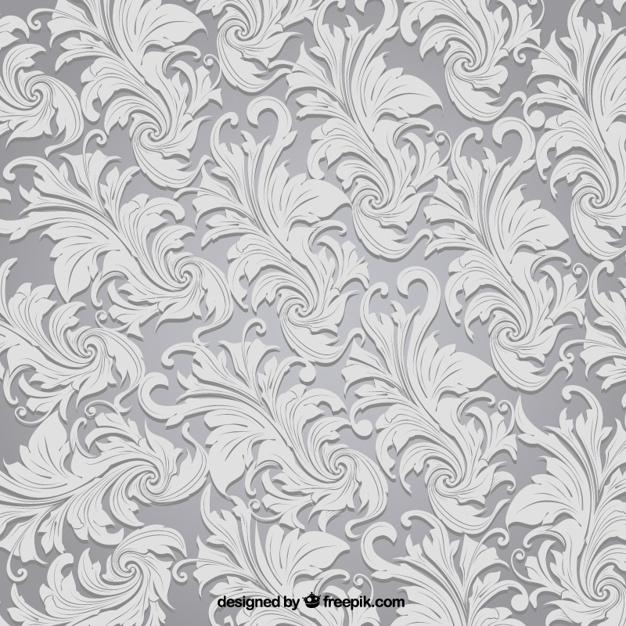 626x626 Ornamental Wallpaper Vector Free Download