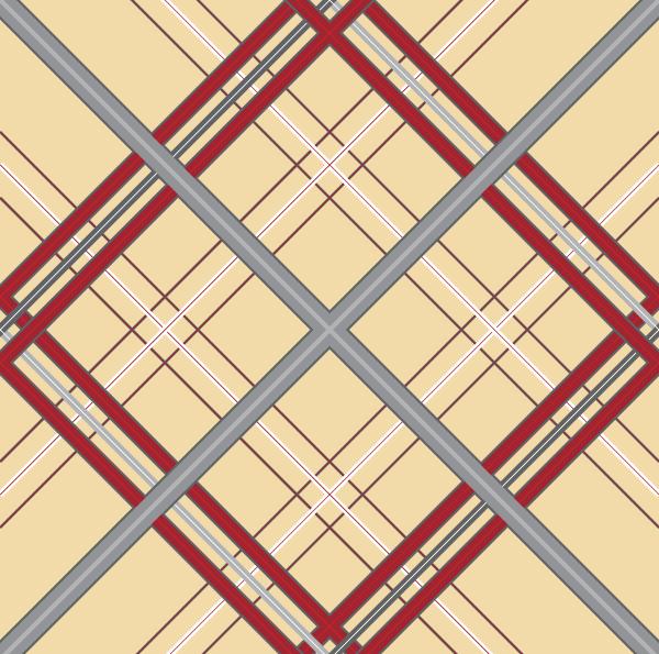 600x595 Vector Wallpaper Pattern 123freevectors