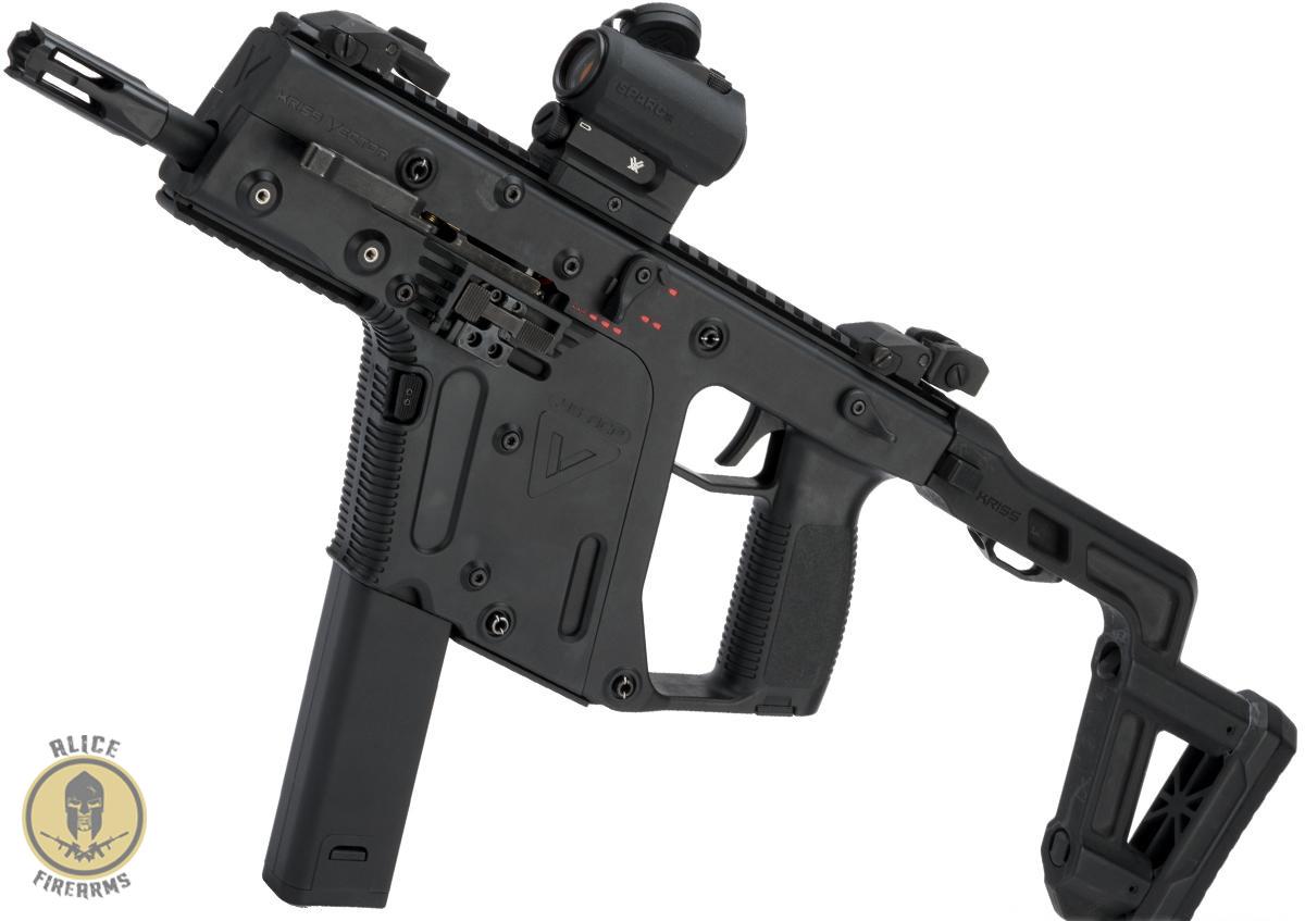 1200x847 Kriss Usa Vector Smg (.45 Acp) Full Auto Gun Demo Set Up Fee Only
