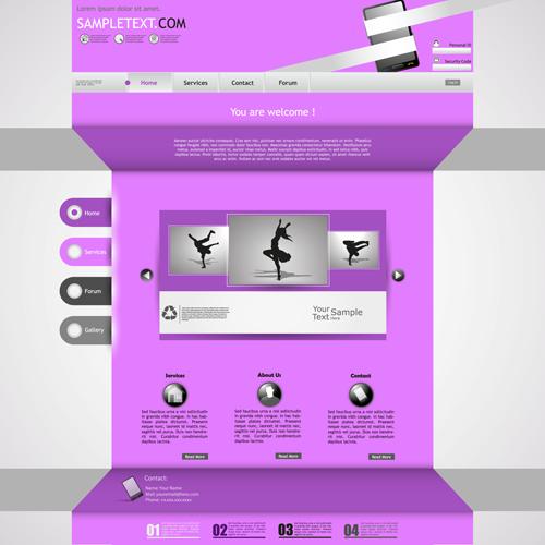 500x500 Vector Web Design, Over 190 Vectors For Free Download