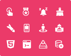 270x212 Free 210 Vector Icons For Web Design And Wireframing
