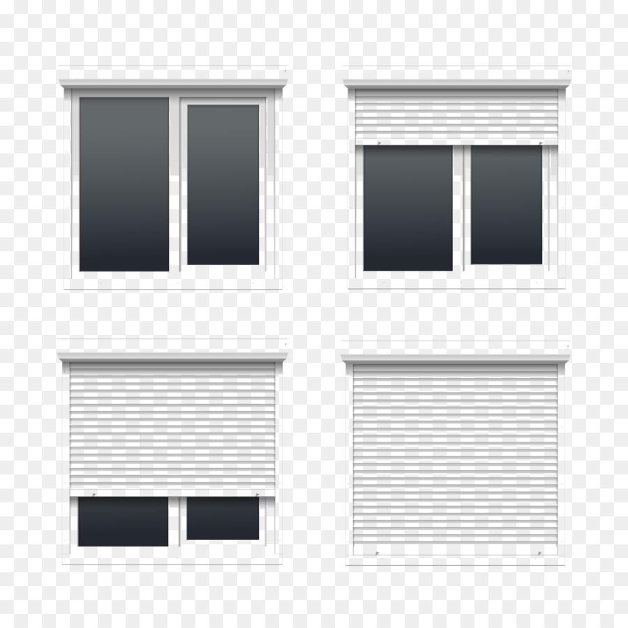 900x900 Window Blind Roller Shutter Nightstand Window Shutter