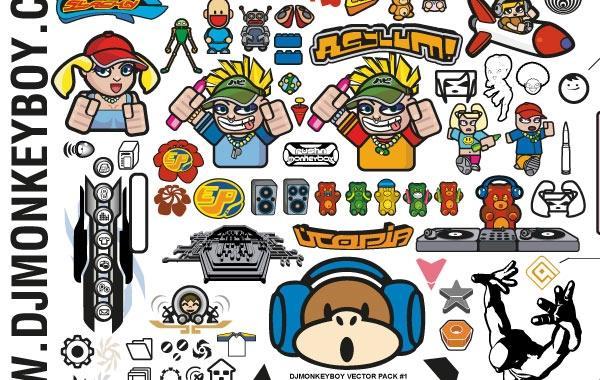 600x380 Personajes Varios Dispositivos Y Otras Cosas Vectores Gratis