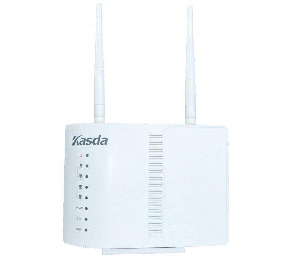 580x520 Kasda Kw5212 Vdsl2 Adsl2 + Wireless Modem Router, Wireless N Up